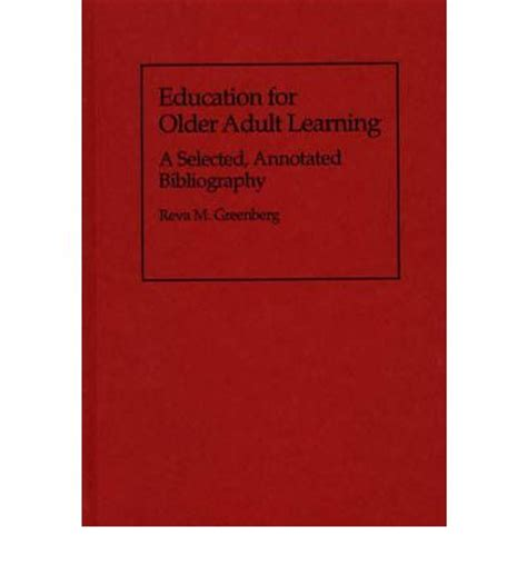 An annotated bibliography on early childhood education